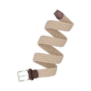 Cinturón Corda Caballero Elastico Trenzado CNT-02