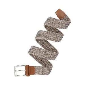 Cinturón Corda Caballero Elastico Trenzado CNT-20