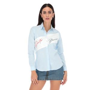 Camisa Porto Blanco Edición Lujo Dama LD-1559
