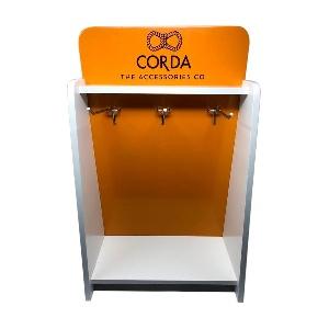 Mueble Exhibidor Corda Calcetin M-01