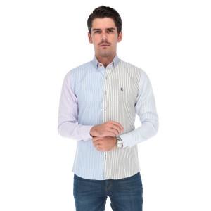 Camisa Porto Blanco Edición Lujo Caballero L-1566