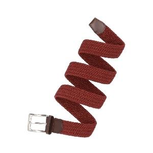 Cinturón Corda Caballero Elastico Trenzado CNT-19